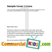 How to Write a Cover Letter to Your Agent