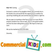 CommercialKids Rated #1 ENTERTAINMENT TONIGHT Child Acting Resume ...